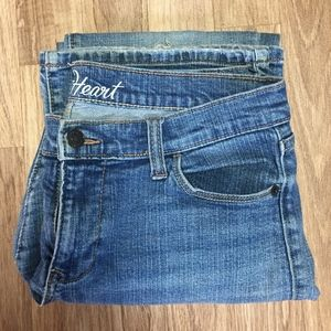 Old Navy Sweet Heart Blue Jeans